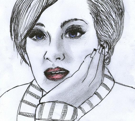 Adele por sofiiach